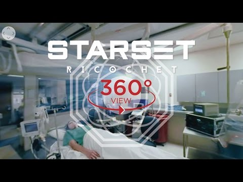 Starset - Ricochet (360 Lyric Video)