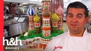 Buddy sorprende con 3 Pasteles increíblemente realistas | Cake Boss | Discovery H&H