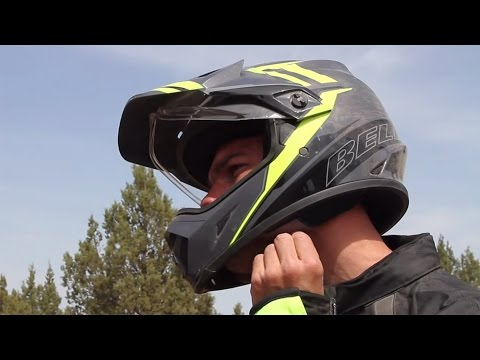 Bell MX-9 Adventure Helmet Review | Motorcycle Superstore