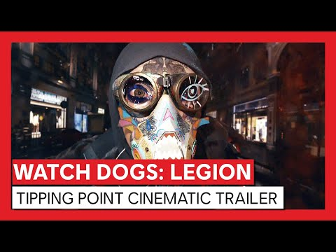 《看門狗:自由軍團》『引爆點』電影式預告片