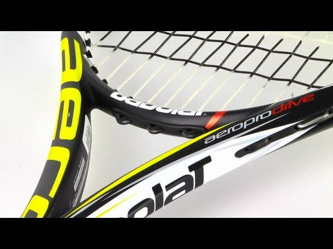 Rafael Nadal's 2013 Babolat AeroPro Drive Racket Review