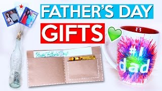 DIY Fathers Day GIFT IDEAS!