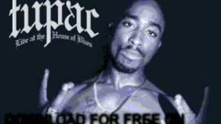 2pac & outlawz - u can be touched - Still I Rise