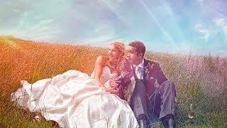 Смотреть онлайн Урок обработки свадебной фотографии в фотошопе
