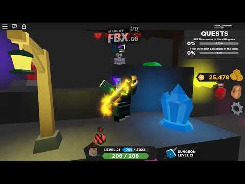 Roblox [⚡ NEW ABILITIES! ⚡ Treasure Quest] Episode 3