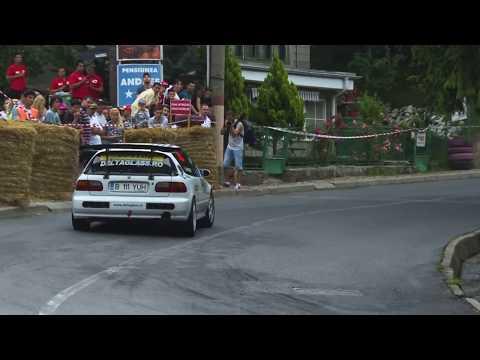 Catalin IUHASZ / Honda CIVIC EG6 B18C4 / Trofeul Sinaia Forever 2017