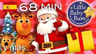 Villancicos   Canciones De Navidad   Y Muchas Más Canciones Infantiles   ¡LittleBabyBum!