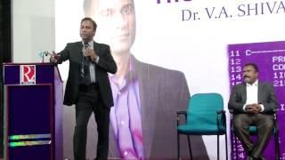 e-mail Inventor Shiva Ayyadurai Talks About Advanced Science Behind Tamil Medicine