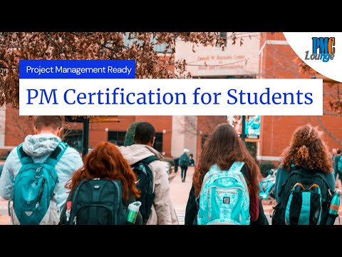 Project Management Certification for School Students   PMI Project ...