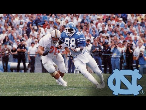 Video: Lawrence Taylor Led UNC To Last ACC Title in 1980