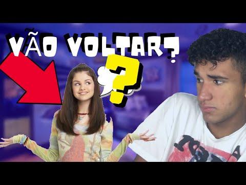 OS FEITICEIROS DE WAVERLY PLACE VÃO VOLTAR? REBOT?