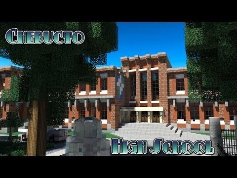 Chebucto City Series Chebucto High School Minecraft Project