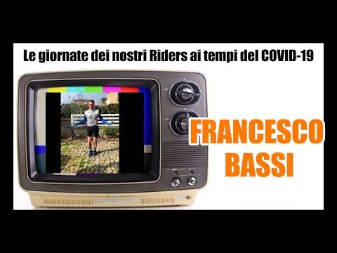 immagine di anteprima del video: Le giornate di Francesco Bassi ai tempi del Covid-19