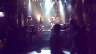"Damaged "" PIG IRON "" ANTI NOWHERE LEAGUE COVER LIVE  @ HOB OF ANAHEIM 9/2/14"