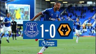 Everton 1-0 Wolves Pekan 37