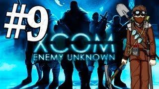 """XCOM Enemy Unknown: """"Внезапно! Пулька!"""" - Часть 9 [Ironman]"""
