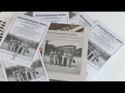 Tér-Kép Galéria - Krisztinaváros anno - video preview image