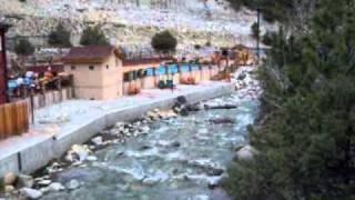 mt. princeton hot springs tour