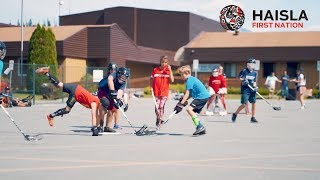 Hockey First Nation: Building the Game with Bryan Trottier