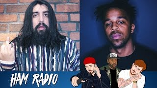 Azizi Gibson And Speakz On Video Games, Kangaroos, Kanye And More