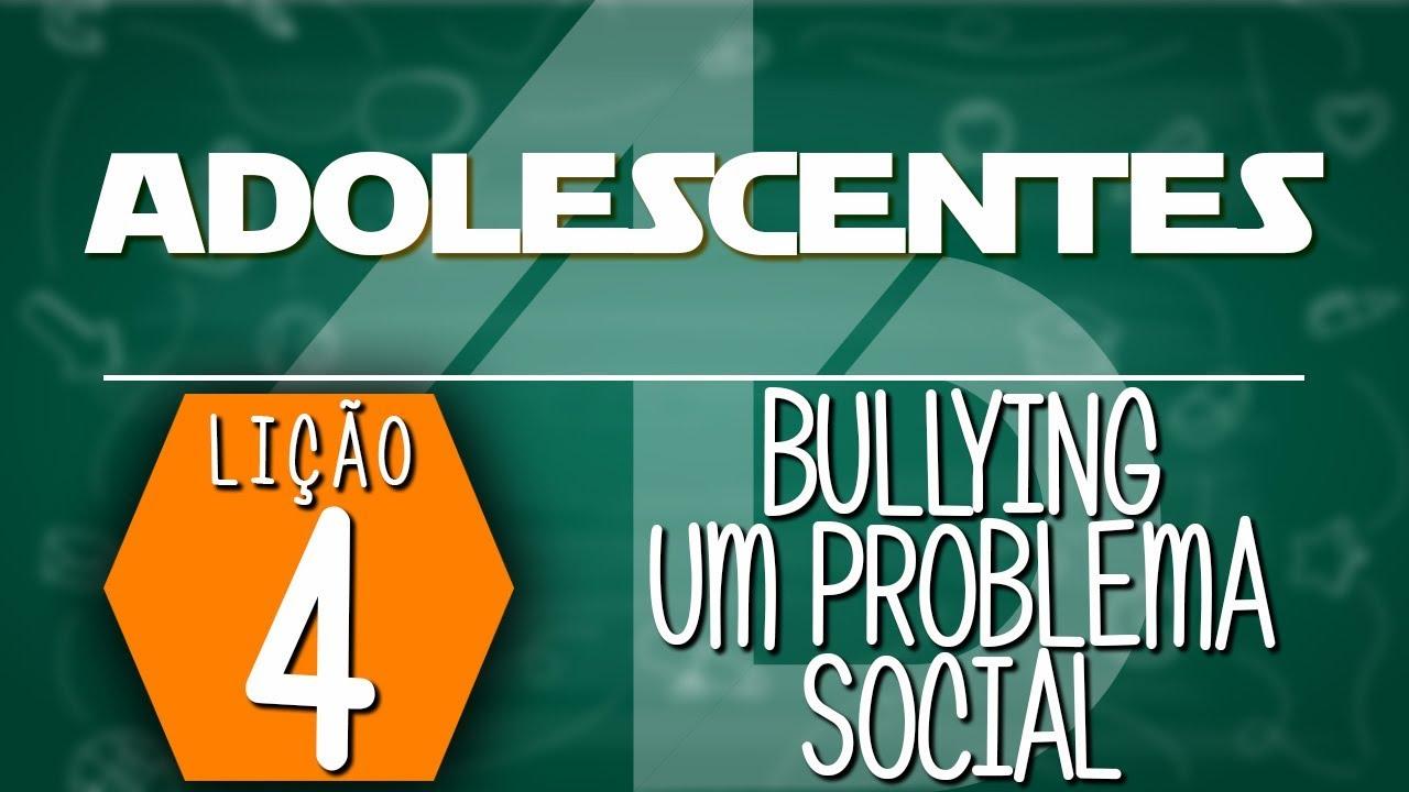 Bullyng, um problema social