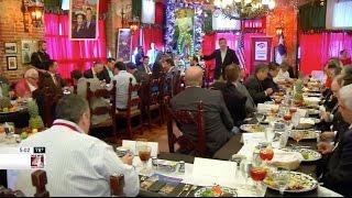 Sen. Cruz Visits with San Antonio Business Leaders -- (WOAI) April 18, 2017