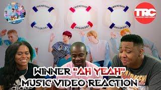 """Winner """"Ah Yeah"""" Music Video Reaction"""