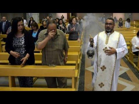 العرب اليوم - إحباط محاولة مهاجم انتحاري استهداف كنيسة العذراء شمال القاهرة