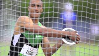 Ashton Eaton- Decathlon World Record 9039pts