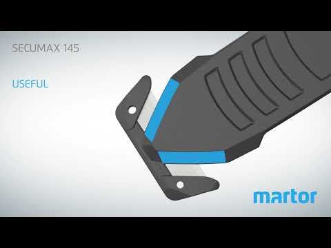 Martor SECUMAX 145 Safety Knife Product Information