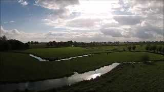 Rivier De Swalm In Swalmen, Beesel En Asselt
