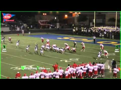 2013 Derrick Burgess - Shaker Heights - Sr yr ATH5