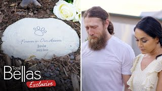 Brie & Bryan mourn the loss of Josie at her funeral – Total Bellas Exclusive
