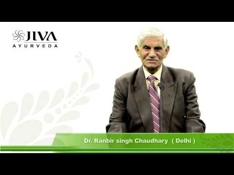 Dr. Ranbir Singh Chaudhary's Story of Healing-Detoxification with Panchakarma at Jiva Ayurveda