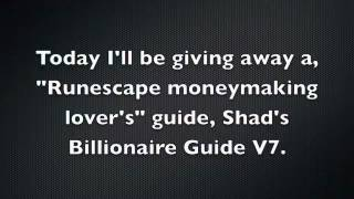 Shad's Billionaire Guide V7- Free Download
