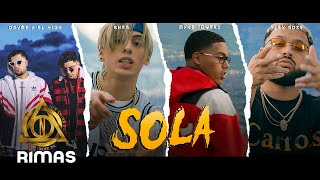 Khea Feat Myke Towers Alex Rose Dayme Y El High Sola Video Oficial