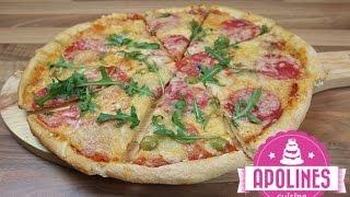 პიცა ძალიან გემრიელი!
