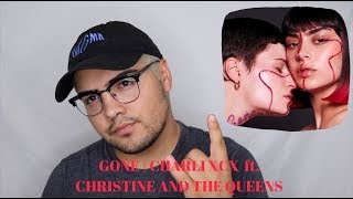 "CHARLI XCX & CHRISTINE AND THE QUEENS' ""GONE"" *REACTION* 