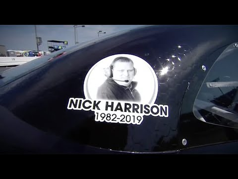 All Access: How Kaulig Racing is grieving, honoring Nick Harrison