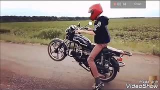 Погоня ДПС за мотоциклом 2017/Ушёл от ДПС на мотоцикле 2017 #8