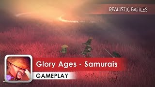 [Android] Glory Ages - Samurais Gameplay