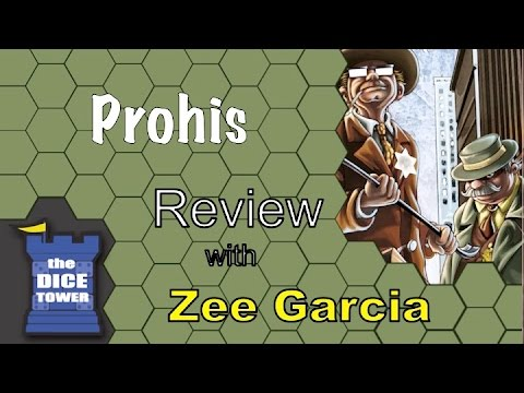 The Dice Tower reviews Prohis