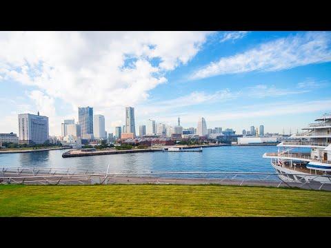 Japanese beauty 横浜「大桟橋」