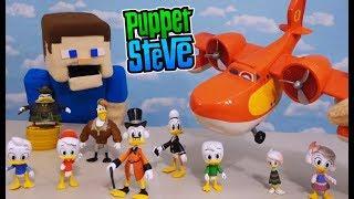 Puppet Steve Minecraft Fnaf Toy Unboxings Beware