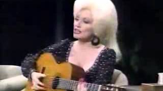 Dolly Parton   My Tennessee Mountain Home Live on Carson 1987