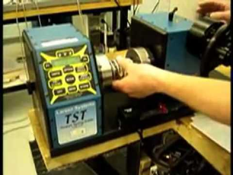 Larson Systems TST Tester With Compression