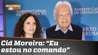 Cid Moreira quebra o silêncio sobre maus tratos e demência: 'Estou no governo'