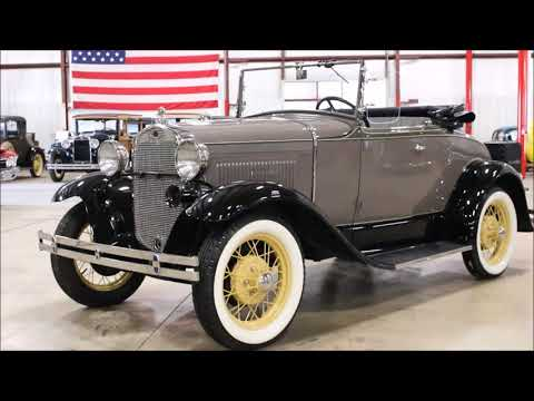 Video of Classic 1930 Model A Offered by GR Auto Gallery - M6VH
