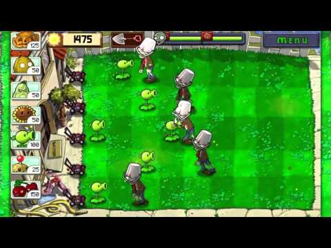 Vídeo do Plants vs. Zombies™