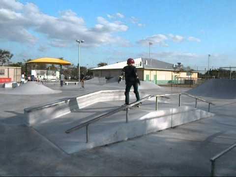 Miami skateparks skateboarding